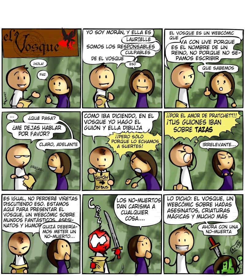 [Webcomic] El Vosque 20090414-c2