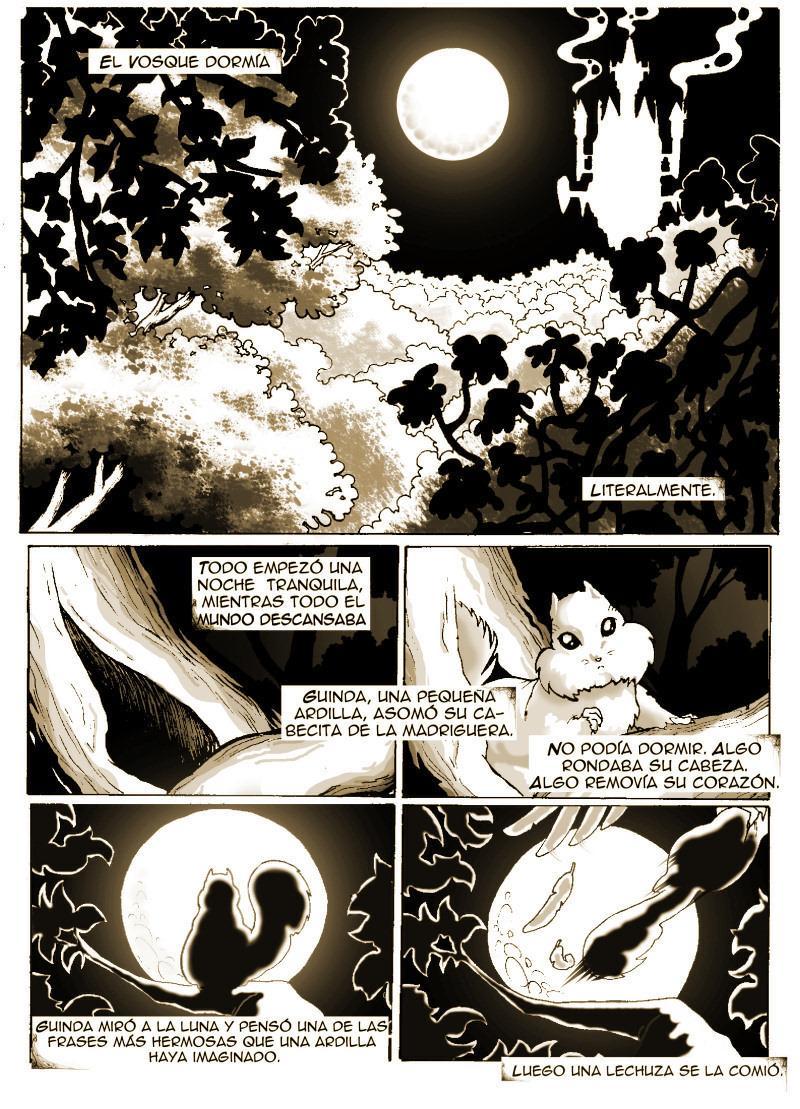 [Webcomic] El Vosque 20090415-c2