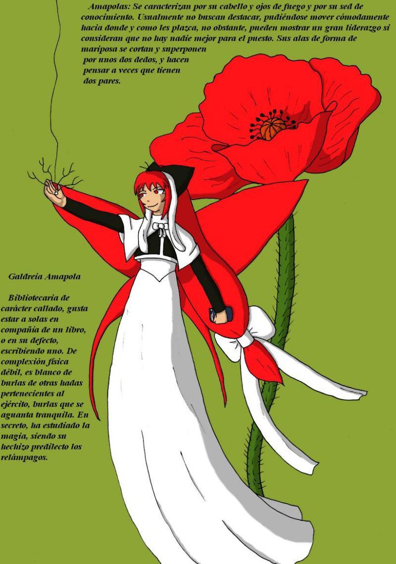 Galdreia Amapola